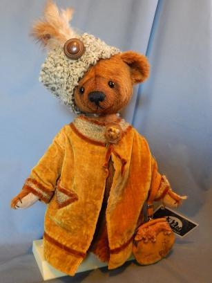 China Cupboard Bears